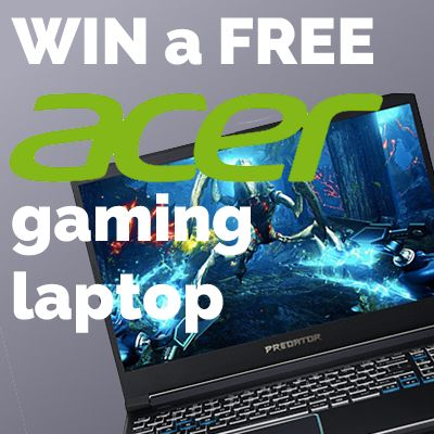 WIN free Acer Laptop